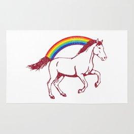 Logan Unicorn Rug