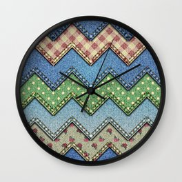 My Lovely Jeans Wall Clock