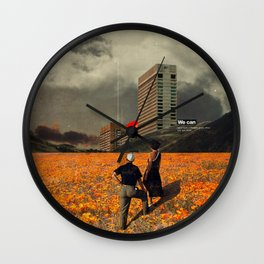 We Can Wall Clock