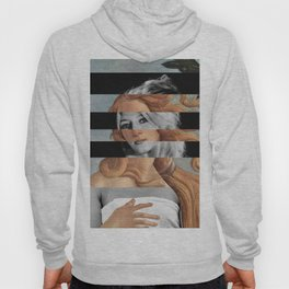 Botticelli's Venus & Brigitte Bardot Hoody