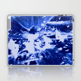 Broken Blue Laptop & iPad Skin
