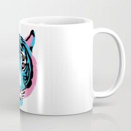 Trans Pride Tiger Coffee Mug
