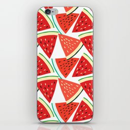 Sliced Watermelon iPhone Skin