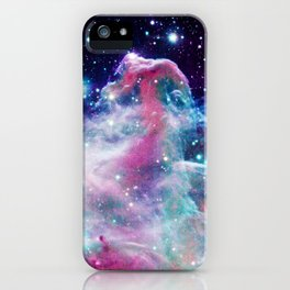 Unicorn Horsehead Nebula iPhone Case