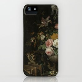 The Overturned Bouquet iPhone Case
