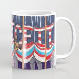 Practicing Democracy Coffee Mug