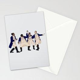 Lafayette, Mulligan, Laurens & Ham Stationery Cards