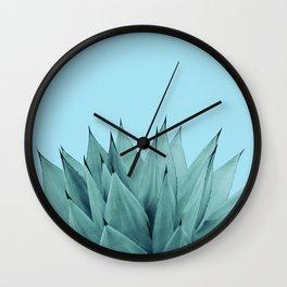Agave Vibes #6 #tropical #decor #art #society6 Wall Clock
