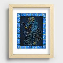 Yemaya Recessed Framed Print