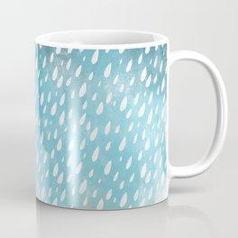 Falling Rain Coffee Mug