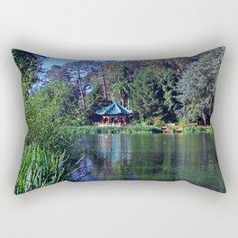 Catch the Breeze Rectangular Pillow