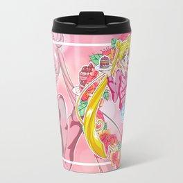 Strawberry Cake Travel Mug
