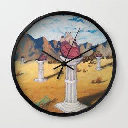"""Be Still My Heart"" Wall Clock"