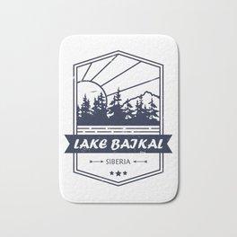 Lake Baikal Bath Mat