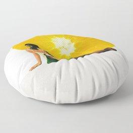 sunbathing Floor Pillow