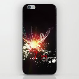 Dying City iPhone Skin