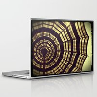 antique Laptop & iPad Skins featuring Antique Umbrella by KunstFabrik_StaticMovement Manu Jobst