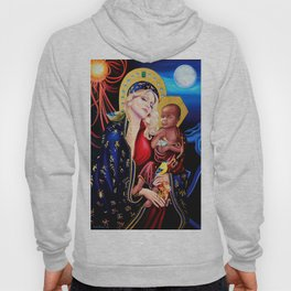 Madonna and Child Hoody