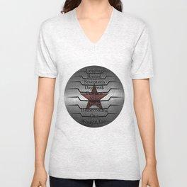 Winter Soldier Activation Unisex V-Neck