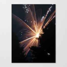 Have a Blast! Canvas Print