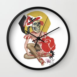 Let's laugh ! Wall Clock