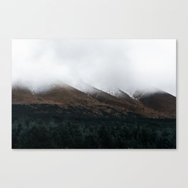 The Ritual Canvas Print