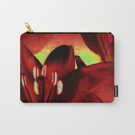 Drama in Red Carry-All Pouch