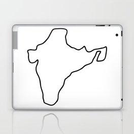 India Indian map Laptop & iPad Skin