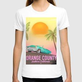 orange county California USA T-shirt