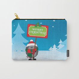 Merry Christmas everyone Carry-All Pouch
