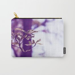 Flower Fine Art Photography in Stock 10 x 7 Vintage Retro Dreamy Carry-All Pouch