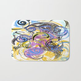 Mind Eraser Bath Mat