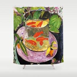Henri Matisse Goldfish 1911 Shower Curtain