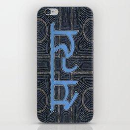 Satya iPhone Skin