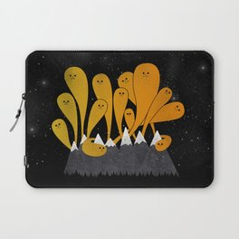 Northern Frights (Halloween Edition) Laptop Sleeve