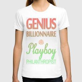 GENIUS TONY T-shirt