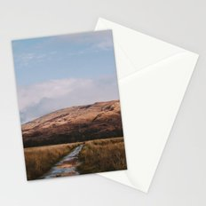 Trail through the Scottish Highlands Stationery Cards