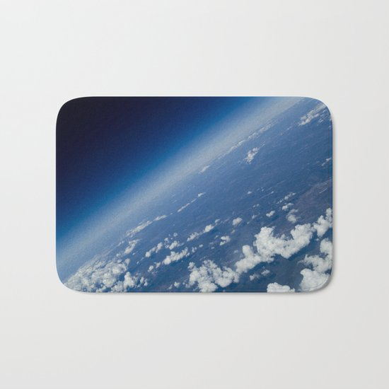 infinite space Bath Mat