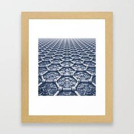 Nanotechnology Framed Art Print