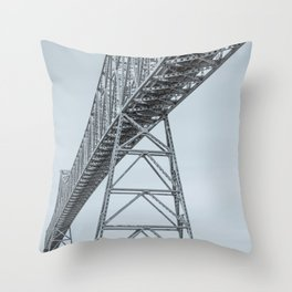 Soaring Design Throw Pillow