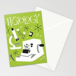 Histology Stationery Cards