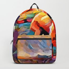 Malinois Backpack