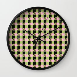 Schlachthof 13 Wall Clock