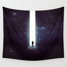 From Sky Wall Tapestry