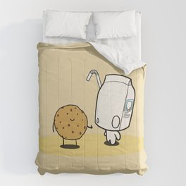 cookies love cream Comforters