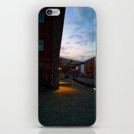 OUTSIDE iPhone Skin