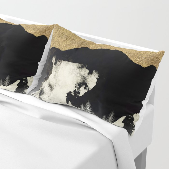 Winter Silence Pillow Sham