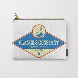 Planck's Constant Carry-All Pouch