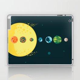 Trappist System Laptop & iPad Skin