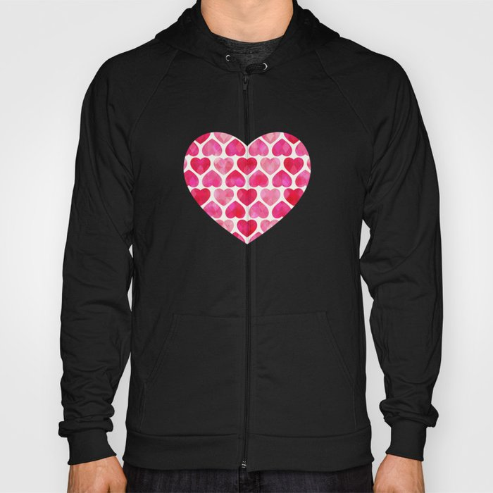 RUBY HEARTS Hoody
